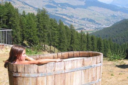 Whey Bath