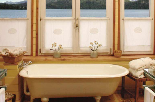 Las Balsas Bath Tub