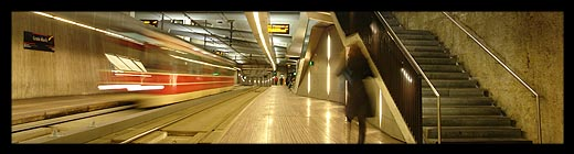 The Hague Tram Tunnel