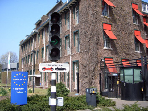Europol present building