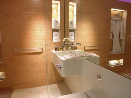 Yotel Bathroom