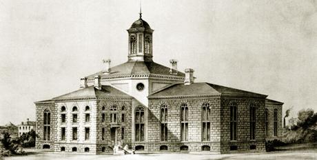Boston Liberty Historic Picture