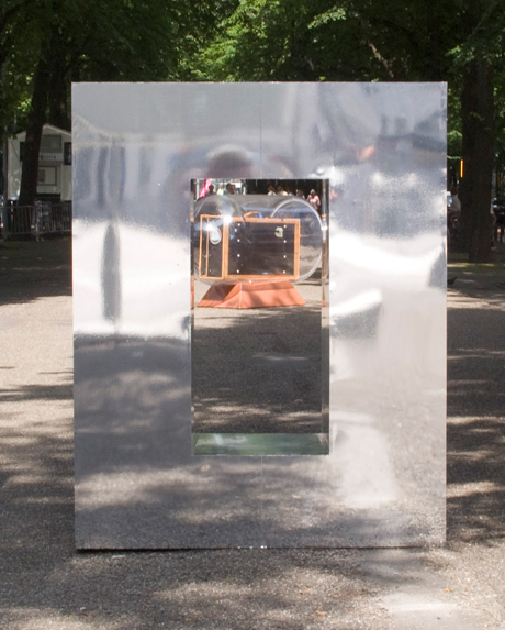 The Hague Sculpture 2007 Message in a Bottle