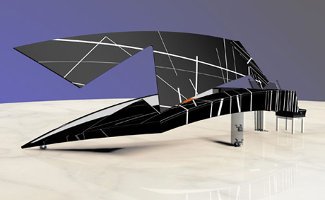 Libeskind Limited Edition Piano