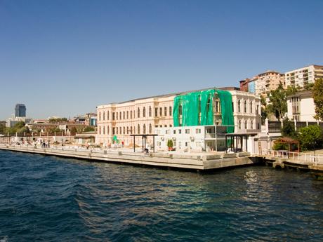 Istanbul Four Seasons Under Construction