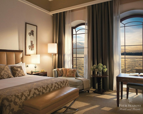 Istanbul Four Seasons at The Bosphorus View