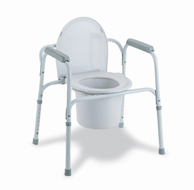All Purpose Commode
