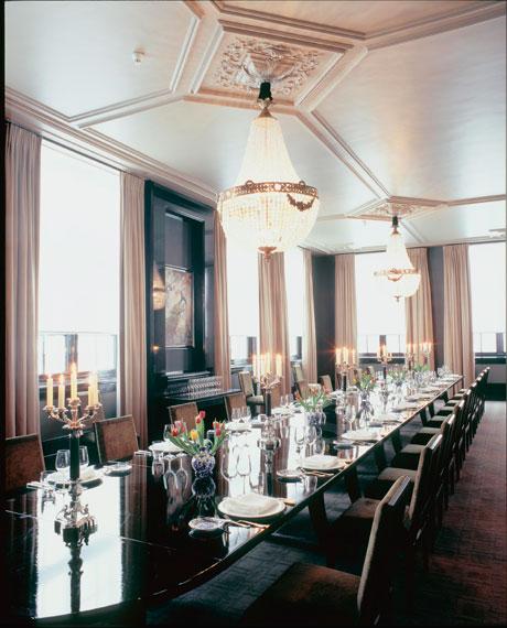 Amsterdam College Hotel Restaurant