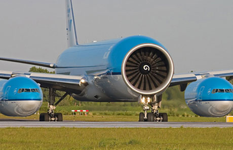 Wow KLM Airplane