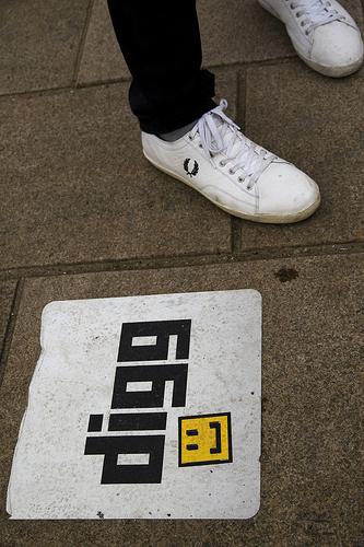 Street Art Digg