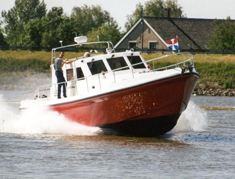 My Motorboat