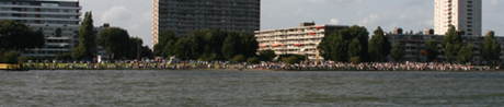 Rotterdam City Welcomes Back SS Rotterdam 02
