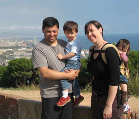 Delicious Baby Family in Barcelona