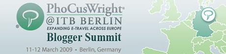 phocuswright-itb09-bloggers-summit
