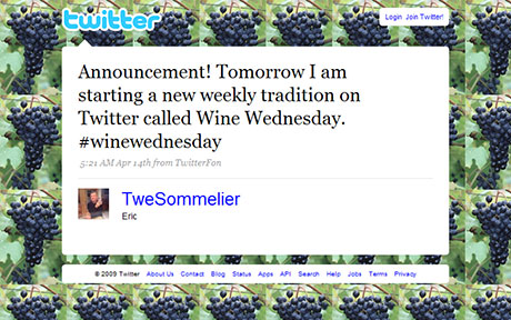 twesomellier-launches-winewednesday1