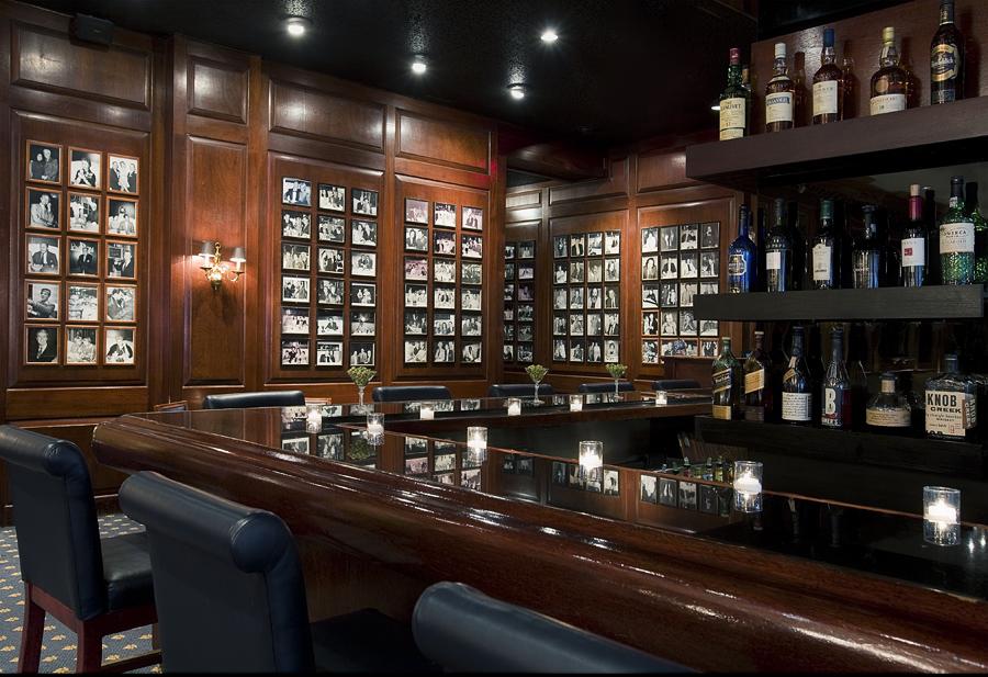 East Ambassador Chicago Pump Room Bar