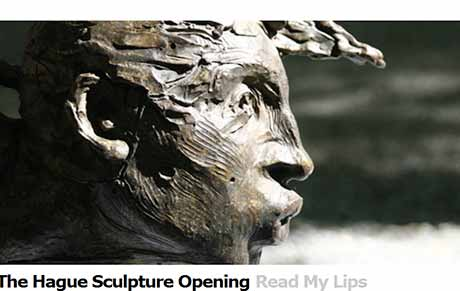 Storytlr-The-Hague-Sculpture-Opening---Read-My-Lips