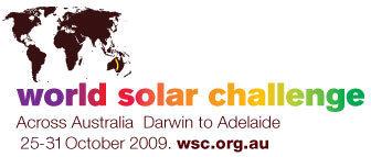World Solar Challenge 2009