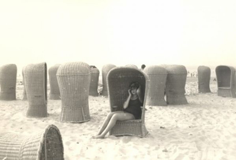 Dreamy Scheveningen Beach Postcard - Undated