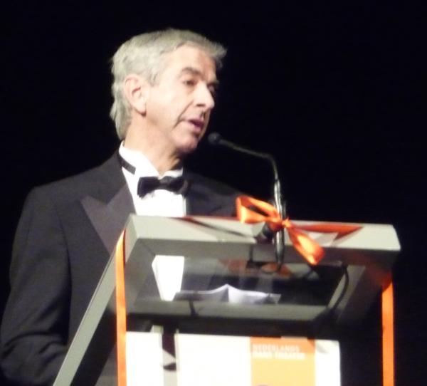 Minister Plasterk Opens Holland Dance Festival officially P1050366