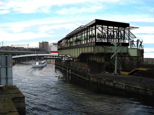 Railroad Bridge Restaurant