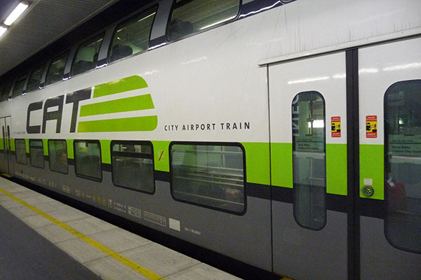 City Airport Train (CAT)