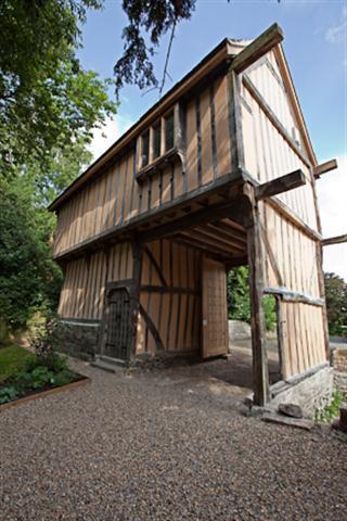 Bolton Percy Gatehouse 1