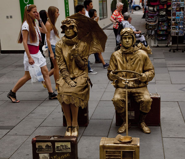 Vienna Street Artists