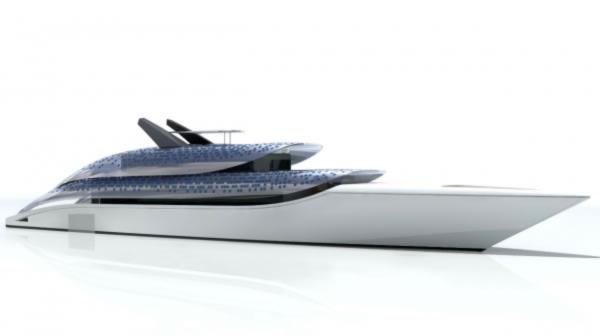 Steve Job's Unfinished Super i Yacht