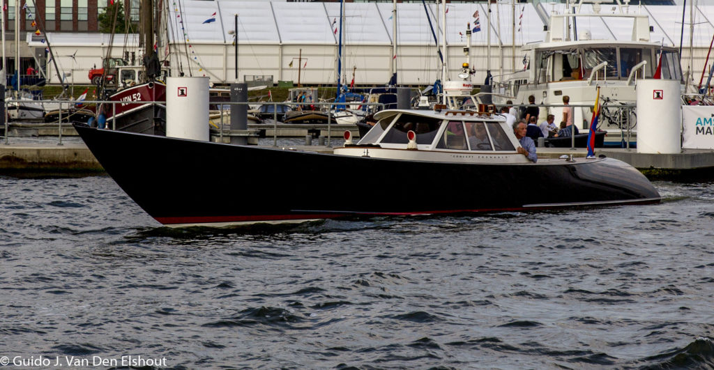 Experimental Motorboat