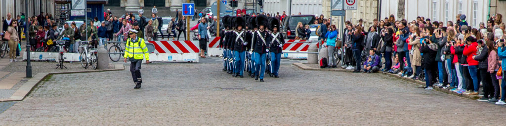 Changing of the Guard in Copenhagen 05