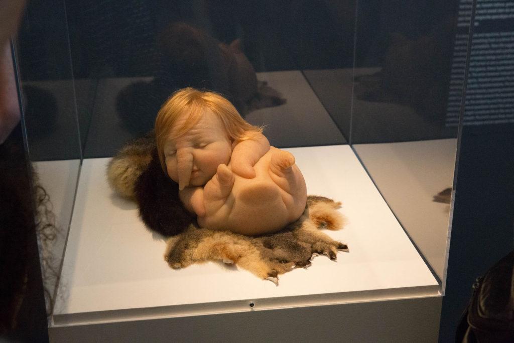 Newborn by Patricia Paccinini
