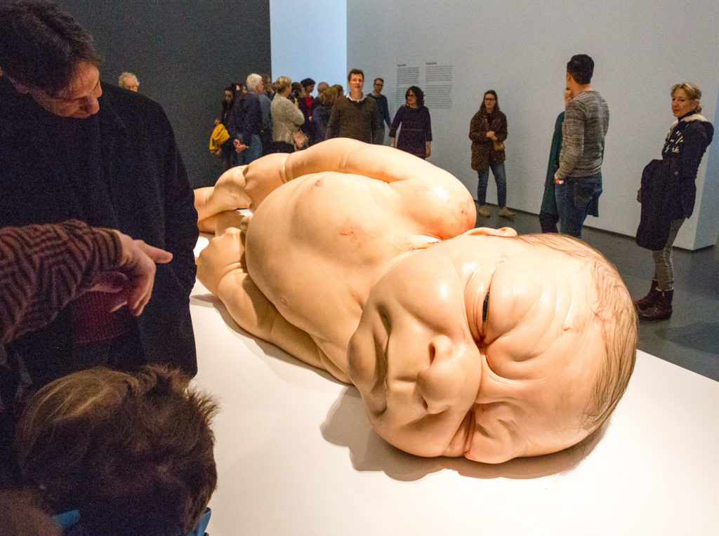 Ron Mueck - It's a Girl! 2