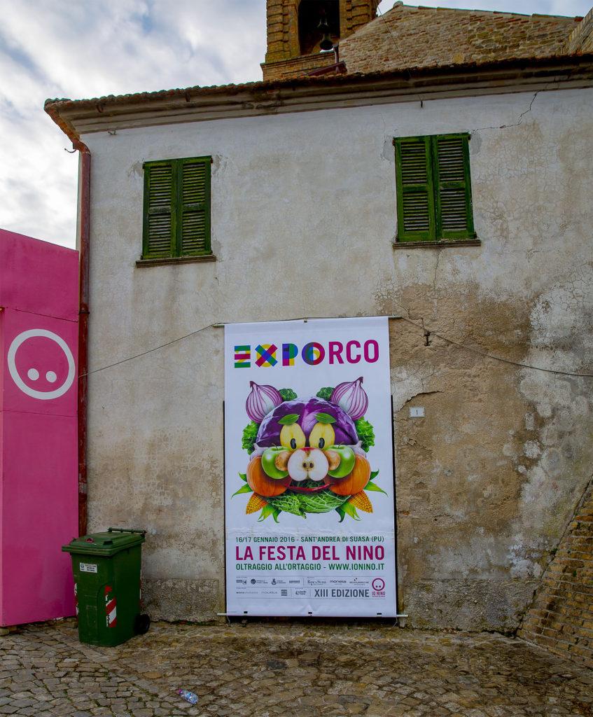 Porc Festival in Italy