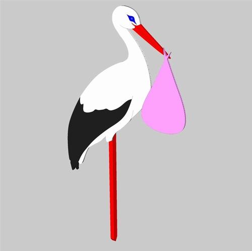 Birth Stork