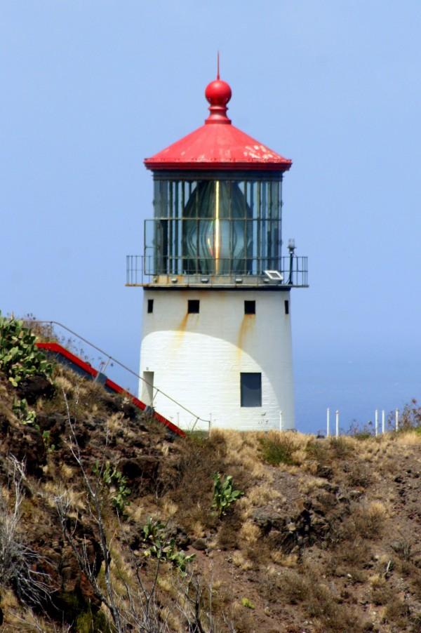 Makapuu Lighthouse in Oahu