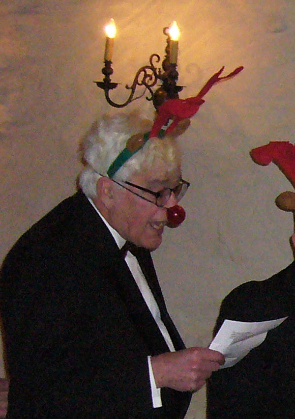 Merry Christmas by the Red Nosed Hotelier