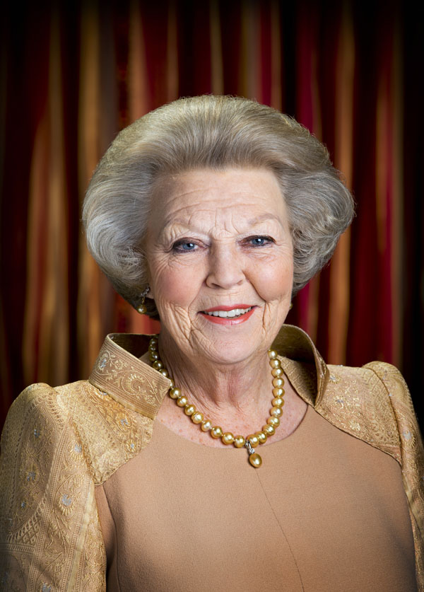 Queen Beatrix 75 year