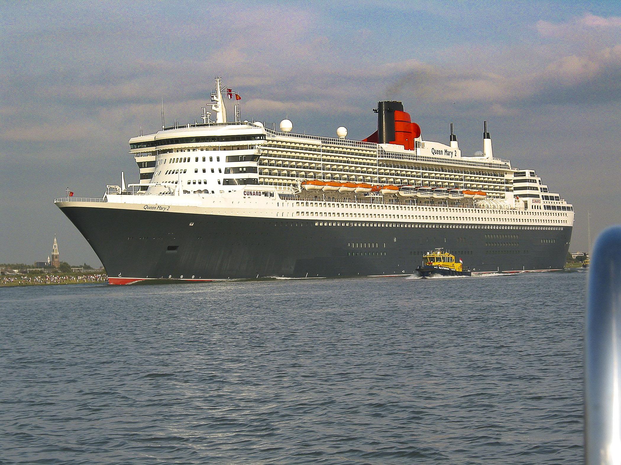 Nostalgia – RMS Queen Mary 2 | BlogCatalog