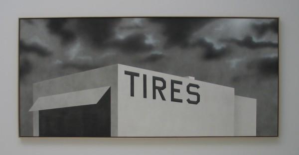 Tires by Ed Rucha Venice Biennial 2005  IMG_0462