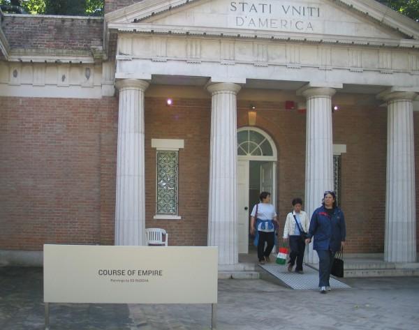 US Pavillion Venice  Biennial 2005 IMG_0465