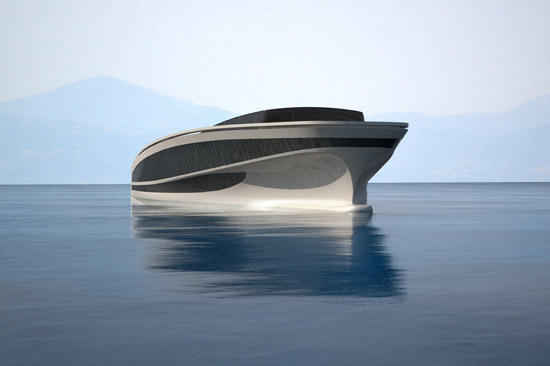 The new Wally - Hermes Yacht 02