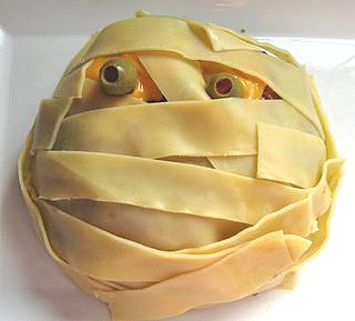Mummy Meatloaf