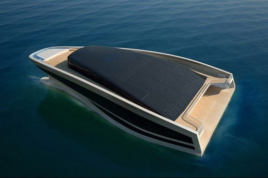 The new Wally - Hermes Yacht 01